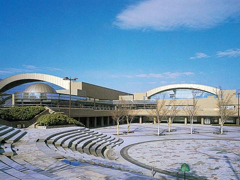 福島県営あづま総合体育館