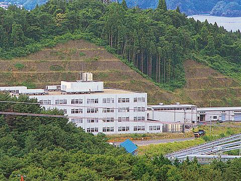 東北電力 女川原子力発電所